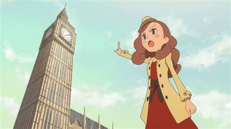 First English Trailer for Layton's Mystery Journey