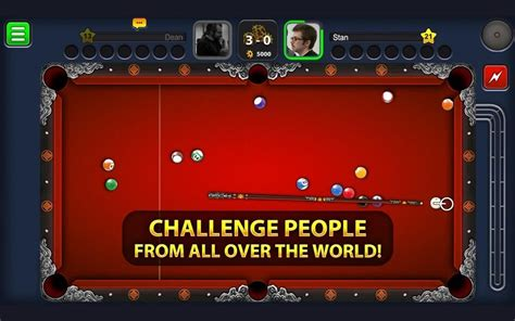 Download 8 Ball Pool [MOD Extended Stick Guideline] 4