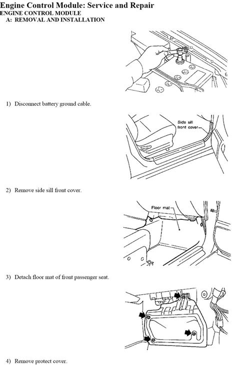 Subaru Outback Questions - where is brain box located