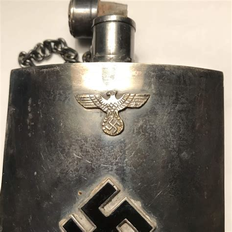 Hip Flask, Thoughts, Real? Repro?