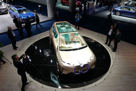 Live Look at BMW Concepts and More at Frankfurt Motor Show