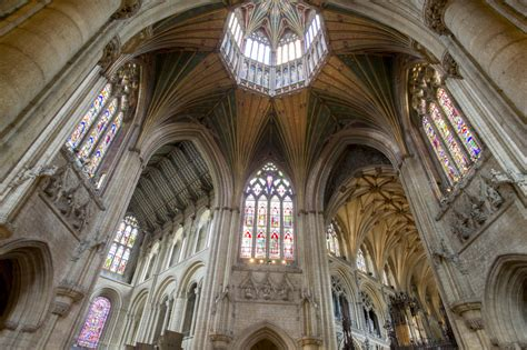 Ely Cathedral - Church in England - Thousand Wonders