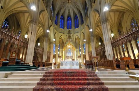 Saint Patrick's Cathedral in New York: A Visitors Guide