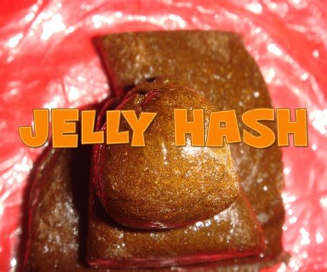 Jelly Hash - 1000Seeds