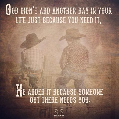 STS Ranch on | Cowboy quotes, Country quotes, Country girl