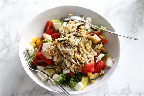 Summer Body #1: Pimp your Salad - Bits and Bobs by Eva