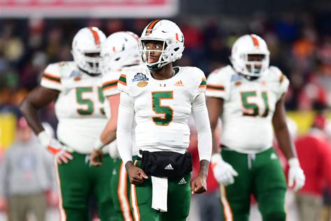 Miami Hurricanes News & Notes: The AC was shut off in the