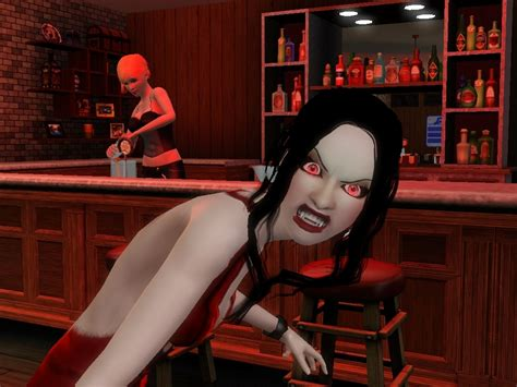 This Vampire Doesn't Sparkle - The Sims 3 Image (17437808