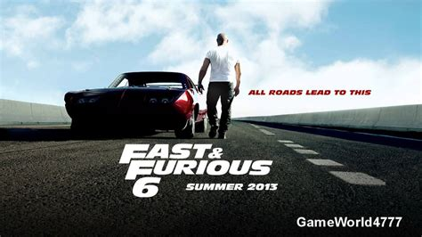 Fast And The Furious 6 Intro Song - YouTube