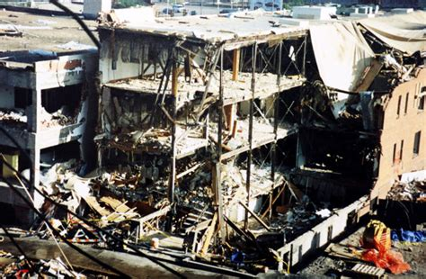 On This Day In 1995, The Oklahoma City Bombing Took Place