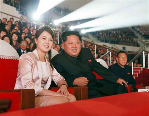 Ri Sol-ju, Kim Jong-un's wife in pictures   Pictures