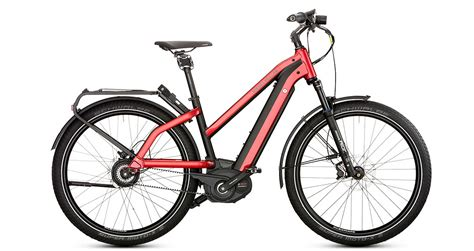 Riese and Muller Charger Mixte Electric Bike | The New