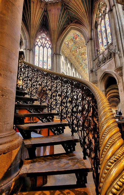 Ely Cathedral - Cambridgeshire | Artizen HDR - Sony A700