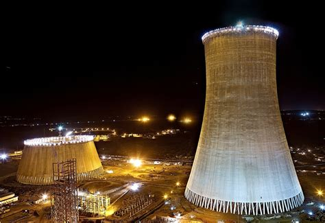 World's tallest cooling towers take shape in India