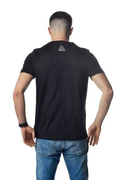 Maßt Have Shirt black Men – Buadep GmbH