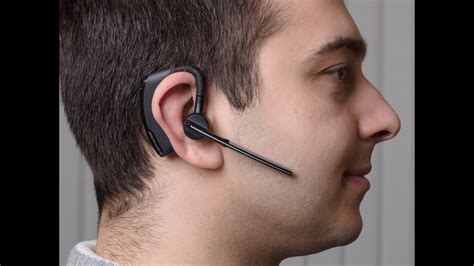 Plantronics Voyager Legend UC Review - YouTube