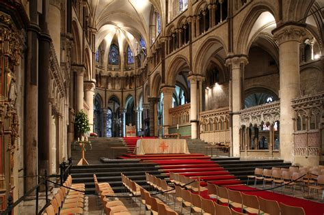 Canterbury Cathedral - Church in Canterbury - Thousand Wonders
