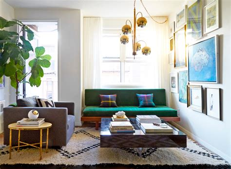 Before and After: This 450-Square-Foot Studio Redefines