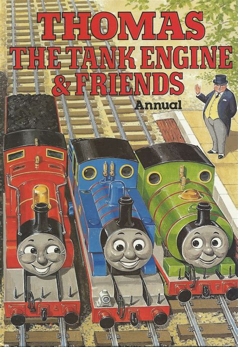Thomas The Tank Engine and Friends - Annual 1986 | Video