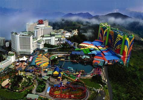 Genting Highland   Travel Wallpapers