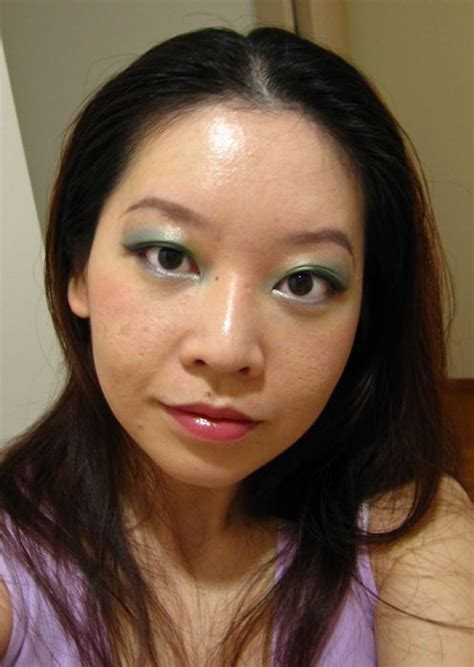 Rouge Deluxe: First try of UD Book of Shadows Vol III and