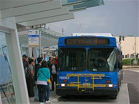 Vancouver Airport to the Ferry to Victoria by Skytrain