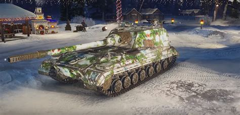 Christmas Camo : WorldofTanks