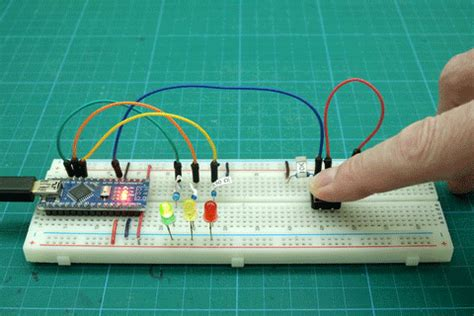 Switching Things On And Off With An Arduino | Martyn Currey
