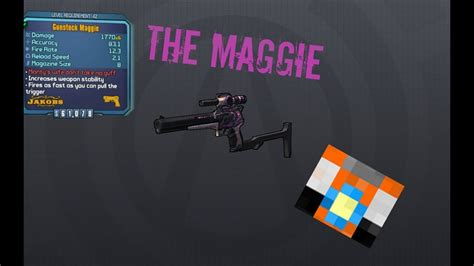 Borderlands 2 - How to easily get the Maggie - YouTube