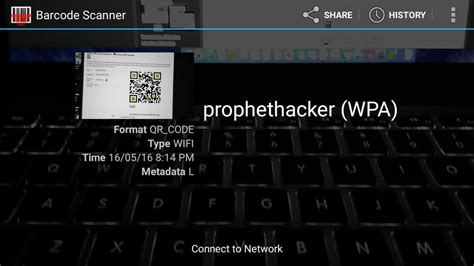 How to share your Complicated WiFi password with Friends