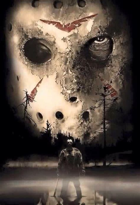 Jason Voorhees // Friday the 13th | Horror movie icons