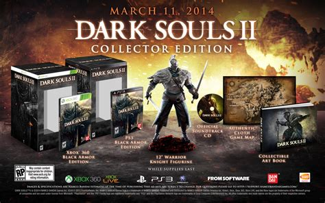 Dark Souls 2 hits PlayStation 3 and Xbox 360 on March 11