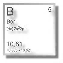 Bor-Isotope