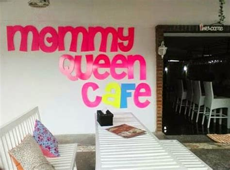 """Cafe di Magelang """"Mommy Queen Cafe"""" 