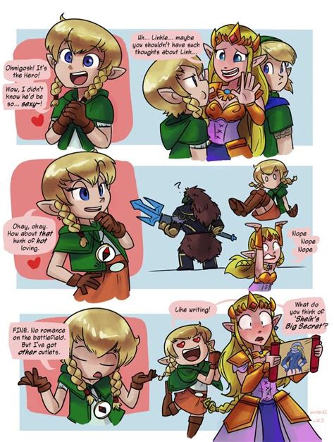 Cia and linkle are my twi favorite hyrule warriors