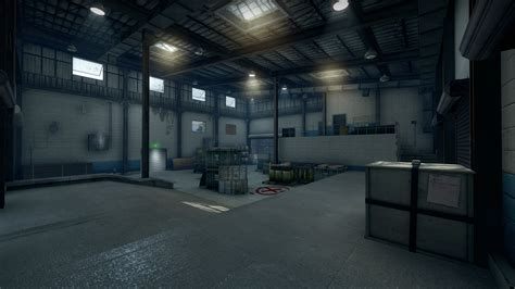 Facade, Counter-Strike Global Offensive Competitive Level
