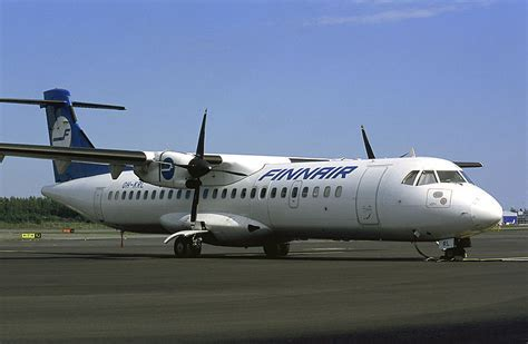 Atr 72 norra, the atr 72 is a twin-engine turboprop, short