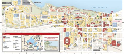 Maps and Campus Tours – Science Outreach on Campus – UW