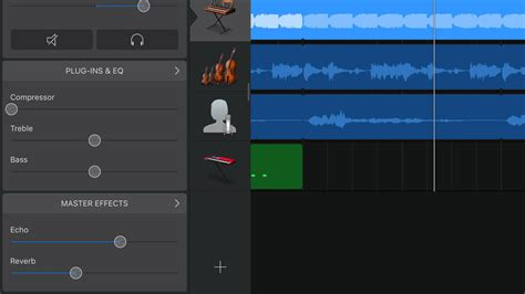 How to edit songs and tracks in GarageBand for iPad