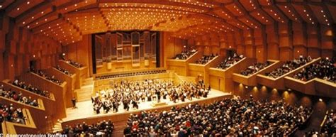 Athens - Megaron concert hall - Travel in Greece with
