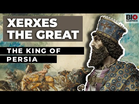 FreeBibleimages :: Story of Esther: Part 1 :: Xerxes, King