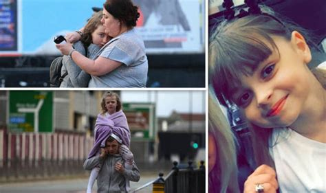 Manchester bombing: Innocence ripped away in cowardly act