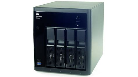WD My Cloud EX4100 review: A simple, effective and