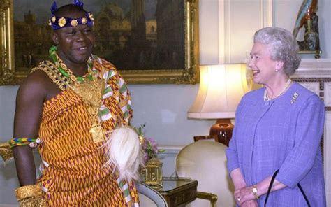 'Ghanaian King gave me £350,000 and I took it to the bank