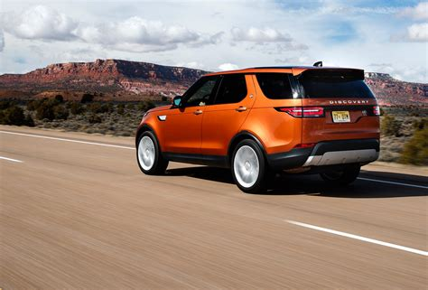 Land Rover moves all Discovery production to Slovakia