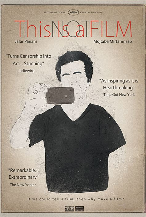 Trailer for Jafar Panahi's 'This Is Not a Film'
