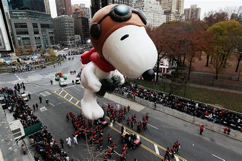 10 Fun Facts About The Macy's Thanksgiving Day Parade
