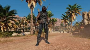 Shadow Warrior Outfit (No Overcoat) at Assassin's Creed