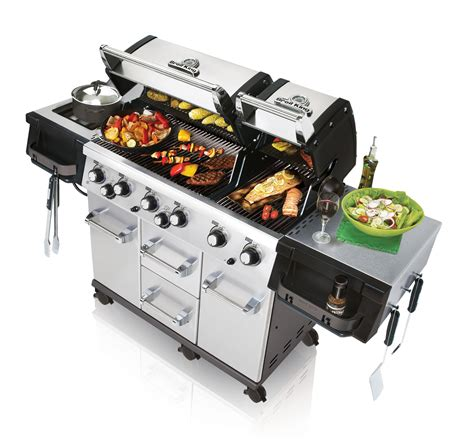 Broil King Imperial Gasgrill - der Luxus Grill mit