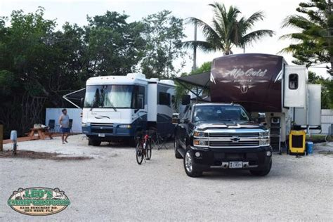 LEO'S CAMPGROUND - Updated 2020 Reviews (Key West, FL